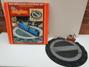 Hornby R414 Electric Turntable set