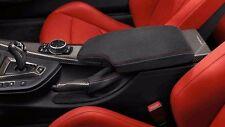 Genuine BMW M Performance Carbon Alcantara Armrest F32 F33 F36 4 F82 F83 M4