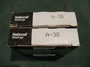 Wheel Bearing and Race Set National A-38