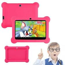"Soft Silicone Gel Case Cover For 7"" Android 4.4 Q88 A23 A13 Tablet Kids Child BR"