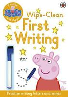 Peppa Pig: Practise with Peppa: Wipe-Clean First Writing by , NEW Book, FREE & F
