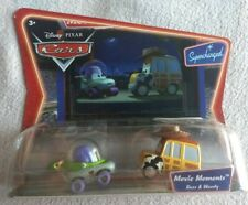 Disney Pixar Cars Supercharged Movie Moments Buzz & Woody Toy Story NIB