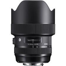 Sigma 14-24mm f/2.8 DG HSM Art Lens for Canon EF (Sigma 4 Year USA Warranty)
