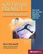 Software Project Survival Guide Developer Best Practices