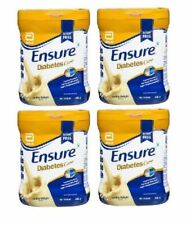 Abbott Ensure Diabetic Care Glucerna SR 4 X 400gm Vanilla Flavor Free Shipping
