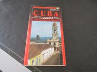 Guida Turismo Cuba Ediciones Kina - Itinerari Ilustrados Y Planta (En Italiano)