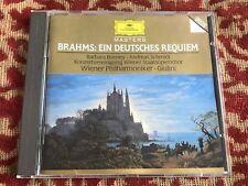 brahms : ein deutsches requiem .cd