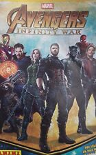 AVENGERS INFINITY WAR X5O LOOSE STICKERS