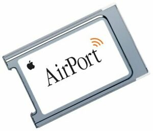 Boxed Apple Airport Card Network Adapter - Wi-Fi - 802.11b (M7600LL/E)