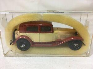 MIB Vintage Rio #19 1:43 1932 Alfa Romeo 6c 1750 Sedan Free Shipping!