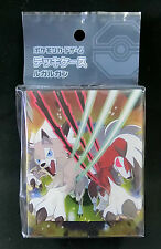 Pokemon Card Sun and Moon Official Deck Case Lycanroc Japanese