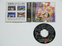 SNK Neo Geo CD KING OF FIGHTERS 94 KOF Team battle Action Import Japan