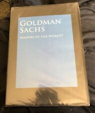 Goldman Sachs Dvd New!