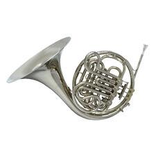 Schiller Elite VI French Horn Deluxe Nickel Plated