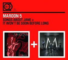 Maroon 5 - Songs About Jane / It Won't Be Soon Before Long [New CD] Holland - Im