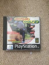 Actua Golf 2 (Sony PlayStation 2, 1997) - UK Version