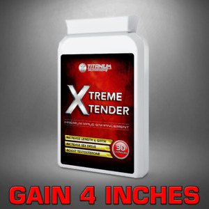XTREME XTENDER -- PENIS ENLARGEMENT PILLS -- GAIN 4 INCHES NOW!!