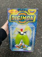 Vintage Digimon Action Figure In Package Bootleg Fakie Toy knockoff
