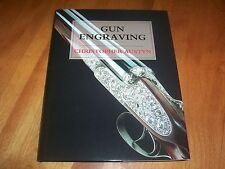 GUN ENGRAVING by Austyn Collector Double Rifles Shotgun Guns Antique Gun Book