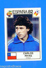 SPAGNA ESPANA '82 -Panini-Figurina-Sticker n. 157 - RIVAS - CILE -Rec