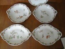 Limoges - B & Co. / L.Bernardaud & Co. Serving Bowls & Platters - Oriental Decor