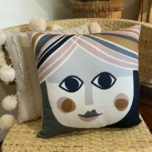 Cushion- Geometric Girl