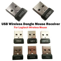 USB Mouse Receiver Adapter For Logitech G403 G603 G703 G900 G903 Wireless Mouse