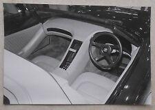 Jaguar Cabriolet Pininfarina Photo Press no book buch brochure prospekt depliant