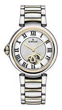 Edox Women's 85025 357RM ARR LaPassion Two-toned Swiss Automatic watch