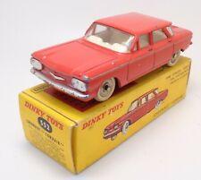 DINKY TOYS Chevrolet Corvair Réf 552 Etat Excellent  Boite d'origine no copy1/43