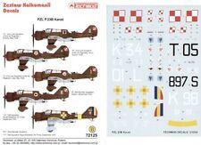 Techmod 1/72 PZL P.23A/B Karas # 72125