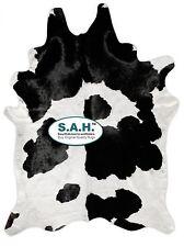 Amazing High quality Black & White SAH Cowhides Holando Large 6X7