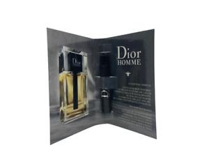 Dior Homme Mens Cologne EDT Fragrance Travel Size Sample 0.03oz / 1ml New