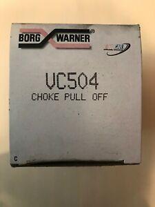 BWD VC504 Carburetor Choke Pull Off - Choke Pull-Off/Secondary