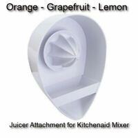 Citrus Orange Juicer For Kitchenaid JE Attachment Stand Mixer Attachment Reamer