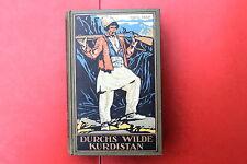 20497 Karl May Verlag Radebeul Band 2 Durchs wilde Kurdistan um 1929 Zustand 1