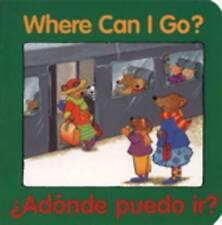 NEW Where Can I Go? / ¿Adónde puedo ir? (Good Beginnings) (Spanish Edition)