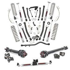 """Jeep Wrangler JKU 6"""" COMPLETE Suspension Lift Kit 2007-2011 4-Door"""
