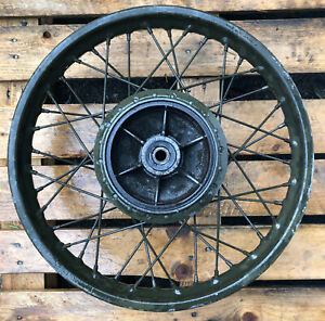 """CAN-AM BOMBARDIER MILITARY 250 18"""" REAR WHEEL"""