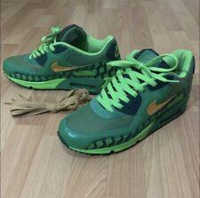 Nike Air Max 90 St Patricks Day Notre Dame Shamrock Green Sneaker Mens Shoe 9.5