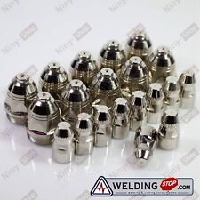 P-80 Plasma Cutter Cutting Torch Consumable Nozzle Tip Electrode 20PK
