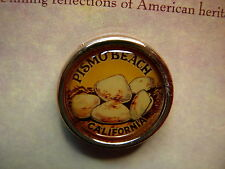 Pismo Beach California new Hat Lapel Pin Tie Tac Mint HP9079
