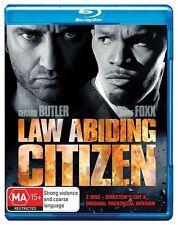 Law Abiding Citizen (Blu-ray, 2010, 2-Disc Set)