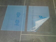 Dolls House Windows/glazing Clear PETG Plastic Sheet x1 A3