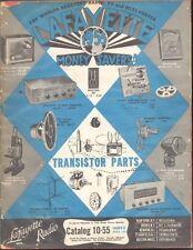 Lafayette Operating Manuals * CDROM * PDF