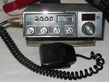 CB RADIO, SABRE - 2A  By BROWNING W/ BROWNING MIC, 40 CHANNEL, TESTED EXCELLENT