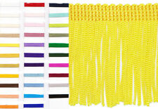 2 inch Chainette Fringe Trim 10 Yards in Various Colors