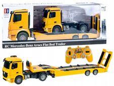 1:20 Mercedes - Benz AROCS Lastkraftwagen mit Anhänger Trailer Ferngesteuertes