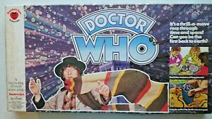Doctor Who Planets of Monsters by Strawberry Fayre  1975  Tom Baker
