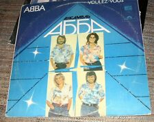 ABBA Voulez-Vous, Russian Melodia, 1986 Soviet Era, Ministry of Culture USSR